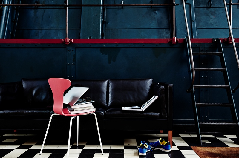 Un nuevo clásico de Arne Jacobsen para el siglo XXI